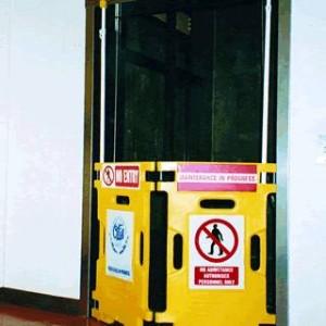 elevator gard