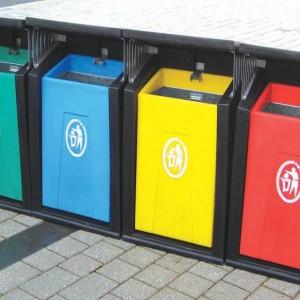 poubelles boxy en exterieur