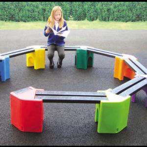 banc cercle
