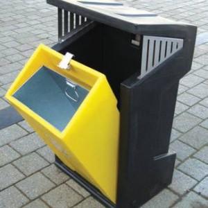 poubelles boxy pour déchets