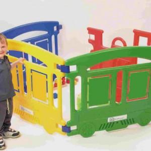 Barrières Petit Train