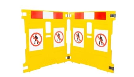 Barrières de sécurité Supergard