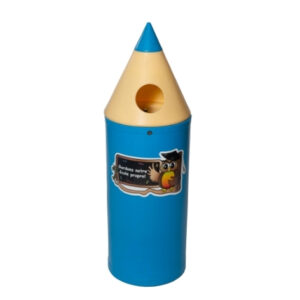 Poubelle Crayon