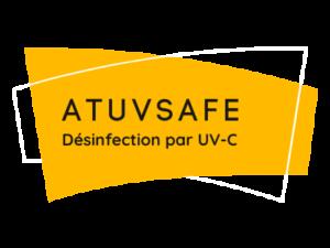 ATUVSAFE Désinfection rapide et sécuriséeair surfaces par UV-C